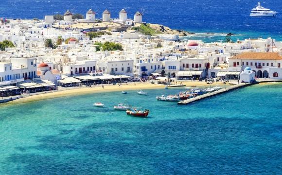 Les 10 plus belles îles Grecques - Mykonos