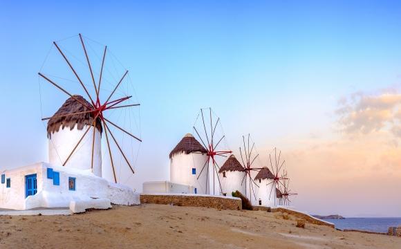Où réserver une location de vacances en Grèce ? - Mykonos