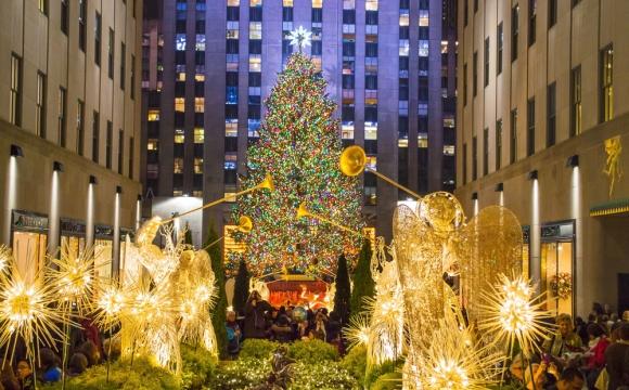 Les 10 plus belles villes à Noël - New York, États-Unis