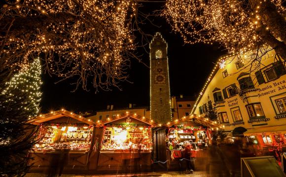 Les 10 plus beaux Marchés de Noël - Suisse