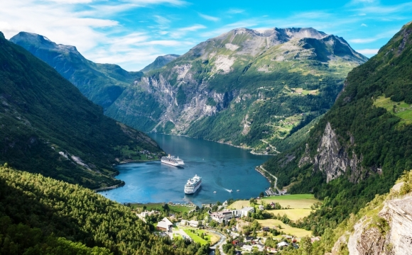 Les 15 plus belles croisières au monde - Croisière au cœur des Fjords