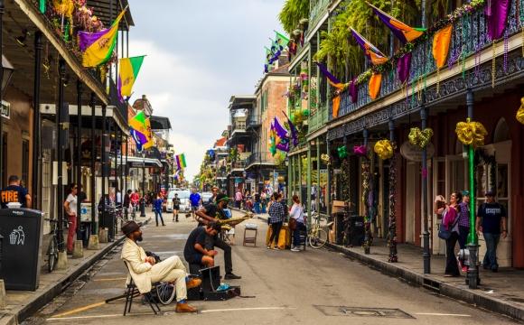 Les 10 destinations à visiter avant la trentaine - La Nouvelle-Orléans et le Mardi gras
