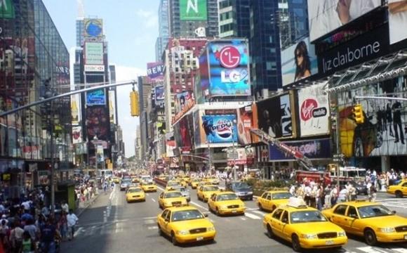 Les rues de New-York