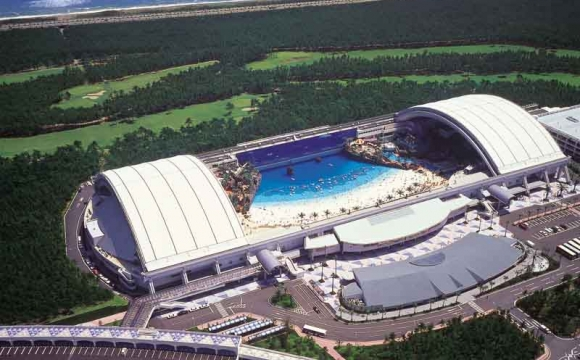 Les 10 plus grandes piscines du monde