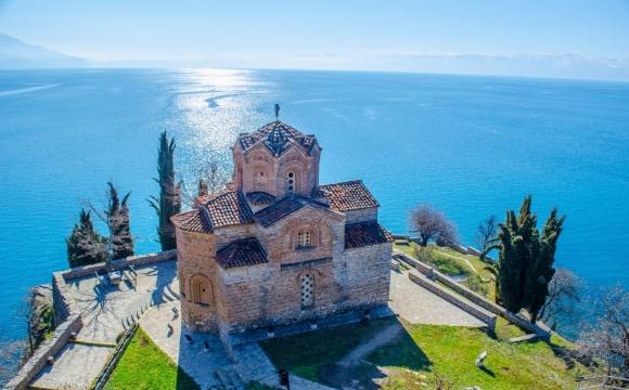 Le classement Lonely Planet des 10 villes à visiter en 2017 - Ohrid, Macédoine
