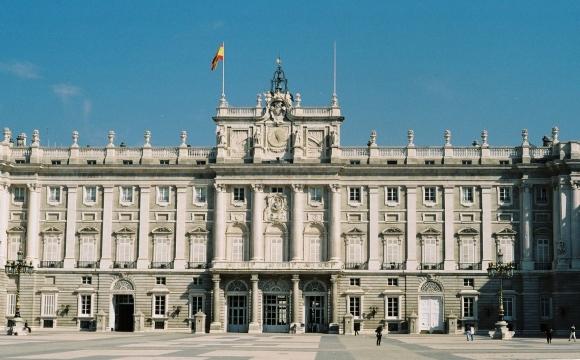 10 activités gratuites à faire à Madrid - Visiter le Palais Royal