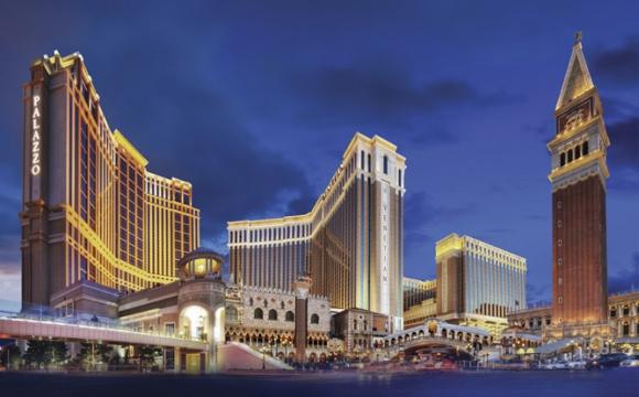 Les 10 plus grands hôtels du monde - The Palazzo à Las Vegas