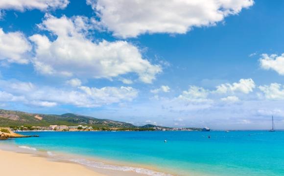 Les 10 plus beaux paysages de Majorque - Palmanova beach