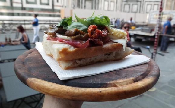 10 restaurants typiques à Florence - Au Panini Toscani