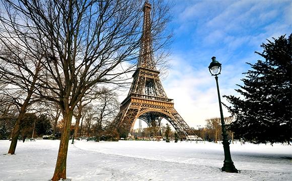 10 destinations romantiques pour les fêtes - Paris