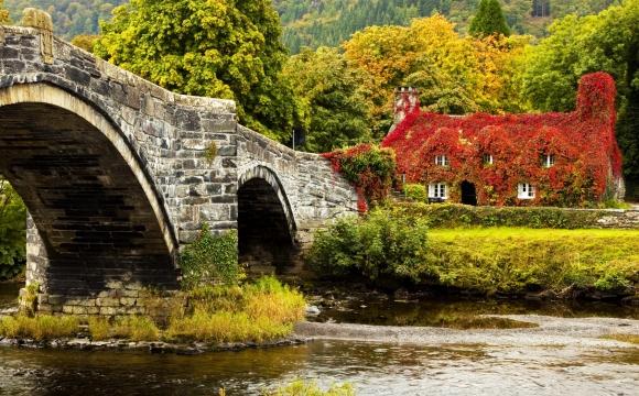 Les 10 plus beaux paysages d'automne - PAYS DE GALLES