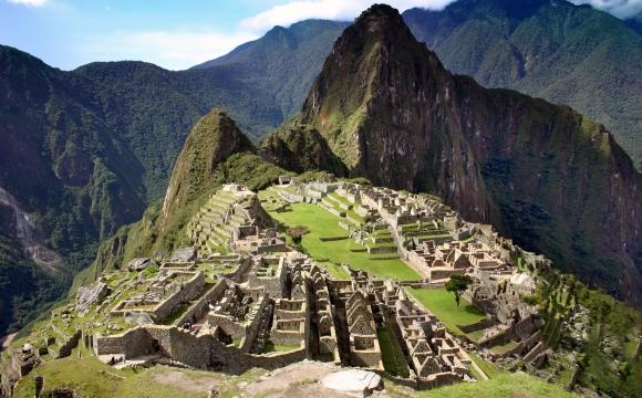 Quelles sont les 7 nouvelles merveilles du monde ? - Machu Picchu au Pérou