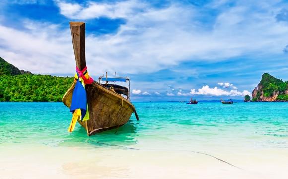 Les 10 plus belles îles du monde - Phuket, Thaïlande