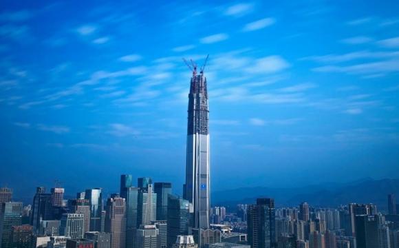 Les 10 plus grandes tours du monde - Le Pingan International Finance Center de Shenzhen