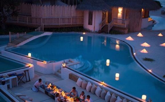 10 piscines de rêve vues sur Pinterest - Soneva Fushi resort, Maldives