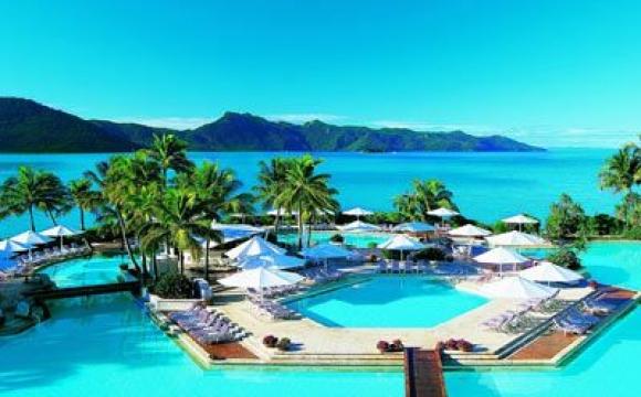 10 piscines de rêve vues sur Pinterest - Hayman Resort Hotel, Whitsunday Islands