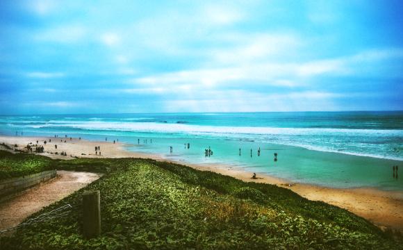 Les 10 plus belles plages de la Côte Atlantique - Biscarosse la station des Landes