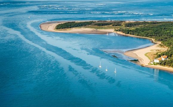 Les 10 plus belles plages de la Côte Atlantique - La plage de Gatseau