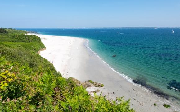 10 preuves que les plages françaises n'ont rien à envier au reste du monde - Plage de l'île de Groix