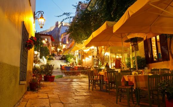10 visites inratables à Athènes -  Le quartier de Pláka