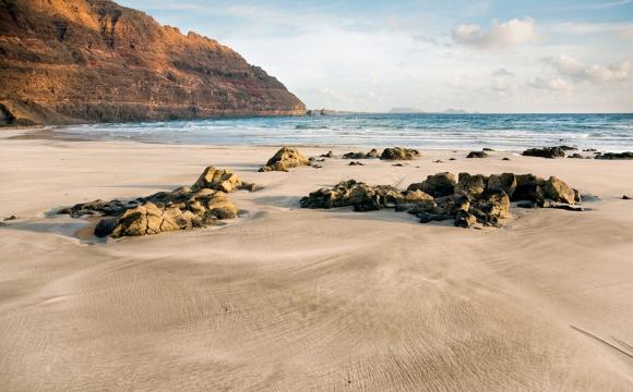 Playa de la Canteria, Orzola