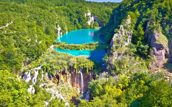10 visites incontournables en Croatie - Parc national des lacs de Plitvice