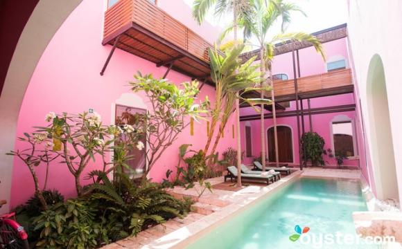 Top 10 des hôtels avec un cadre à couper le souffle - Rosas & Xocolate Boutique Hotel & Spa