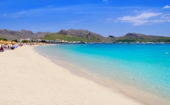 Top 5 des plus belles plages à Majorque - Port de Pollença