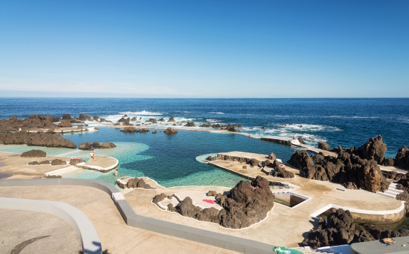 Les plus belles piscines naturelles - Les piscines naturelles de Porto Moniz