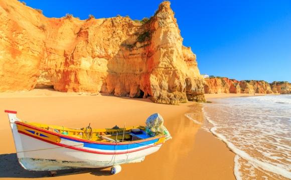 Les 10 plus belles plages de Méditerranée - Praia da Marinha, Algarve