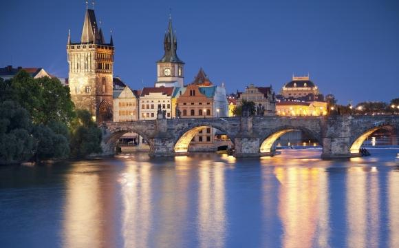 10 destinations romantiques pour les fêtes - Prague