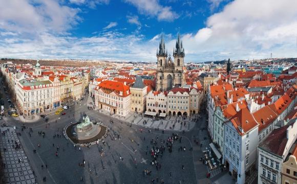 10 activités gratuites à faire à Prague - La place de la vieille ville