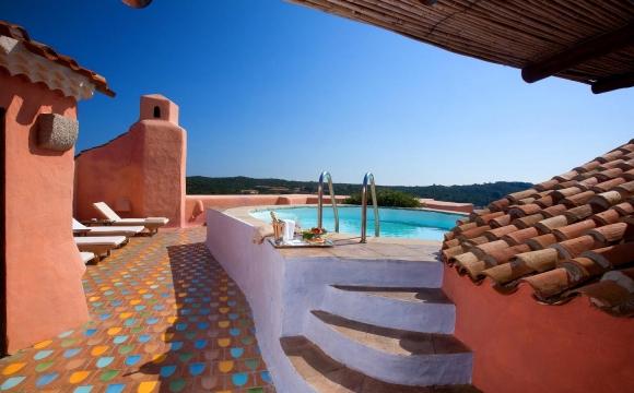 Les 10 plus belles suites d'hôtels du monde  - La suite présidentielle du Cala di Volpe