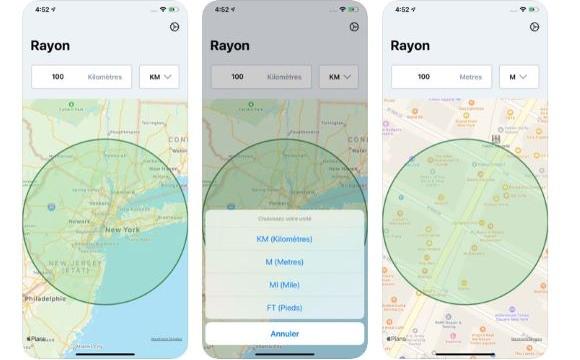 100 km autour de chez vous : 4 outils en ligne de géolocalisation et d'idées