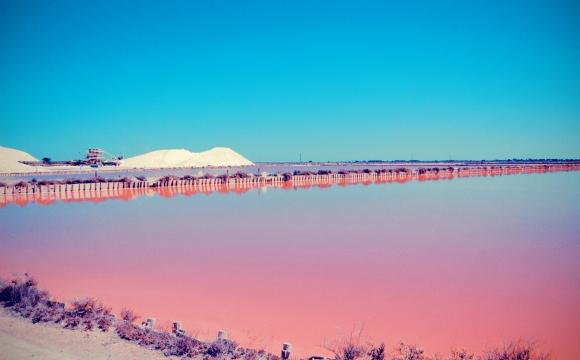 10 photos de voyage pour voir la vie en rose - Lac rose, Salins de Giraud