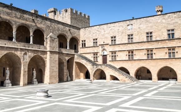 5 visites incontournables à Rhodes - La vieille ville médiévale de Rhodes