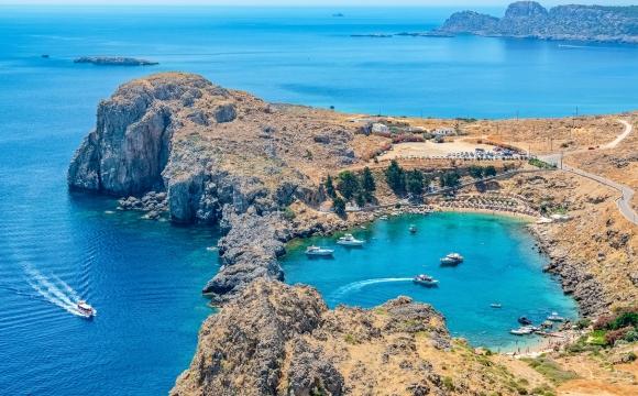 5 visites incontournables à Rhodes - Lindos