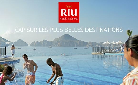 TUI France lance son nouveau site regroupant toutes ses gammes de produit - Riu Hôtels & Resorts pour la qualité de service