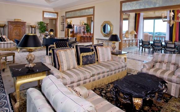 Les 10 plus belles suites d'hôtels du monde  - La suite Bridge de l'Atlantis Resort