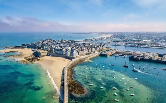 10 destinations en bord de mer pour le week-end de Pâques - Saint-Malo, Bretagne