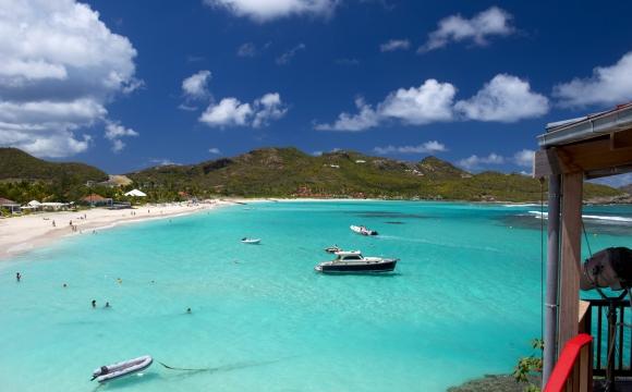Les 8 plus belles iles des Caraïbes - Saint Barthélemy