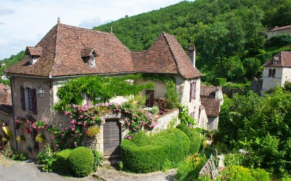 Les 10 plus beaux villages de France - SAINT CIRQ LAPOPIE, Midi Pyrénées