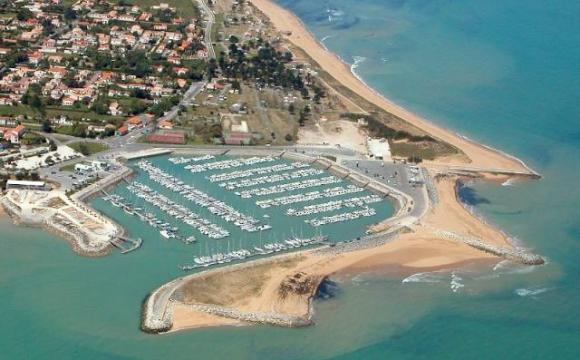 Les 10 plus belles plages de la Côte Atlantique - La plage des Huttes de Saint-Denis-d'Oléron