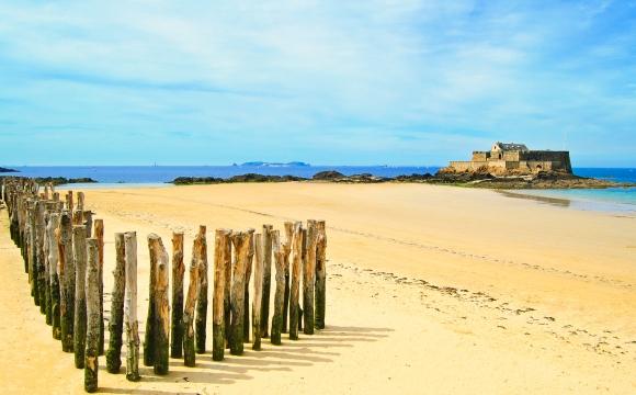 Les 10 plus belles plages de la Côte Atlantique - La plage des Bretons