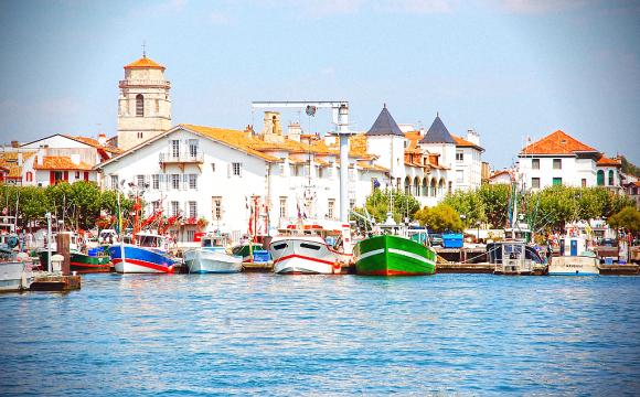 10 destinations en bord de mer pour le week-end de Pâques - Saint-Jean de Luz, Pays Basque