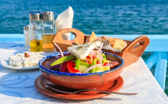 10 raisons pour lesquelles on adore la Grèce - La nourriture Grecque