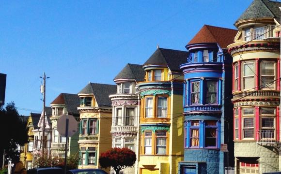 Top 10 des destinations les plus colorées du monde - SAN FRANCISCO, Etats-Unis