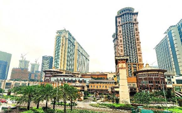 Les 10 plus grands hôtels du monde - Le Sands Kotai Central