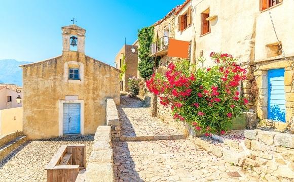10 bonnes raisons de partir en Corse - Pour la beauté de ses petits villages
