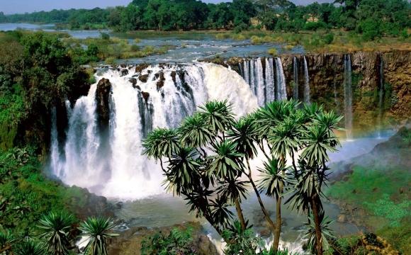 Les 10 plus belles cascades du monde - Blue Nile Falls